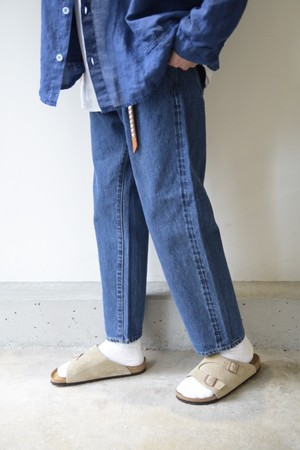 【ordinary fits】5P ANKLE DENIM KODAMA/OM-P020