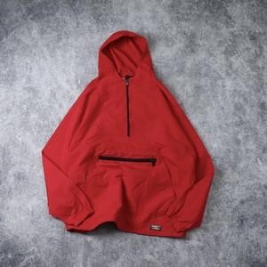 80's〜90's L.L.Bean Pullover jacket Made in U.S.A. 80年代〜90年代 エルエルビーン アノラック プルオーバー 被り ナイロンジャケット ヴィンテージ  アウトドア 古着 A542