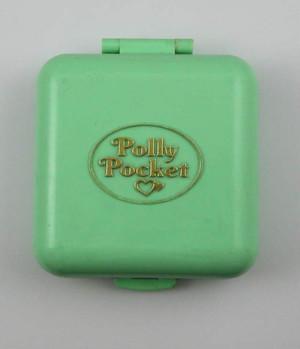 ポーリーポケット バースデーパーティー 1989年 色違いバージョン