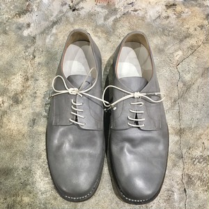 EARLE アール / Stitch down blucher / Gray