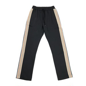 CMMN SWDN SIDE TAPE TRACK PANTS