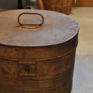 Hat Box / ハット ボックス / 1806-0029