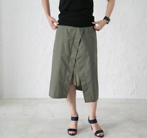 rb6009 センタープリーツラップスカート