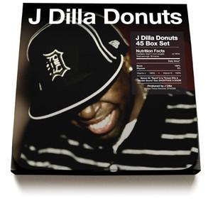 (7inch×8)J Dilla 「DONUTS 45 Box Set」