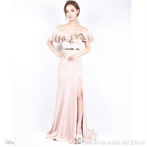 (9号) ロングドレス ¥26,784-(税込) キャバドレス ドレス パーティー  イルマ IRMA 75131