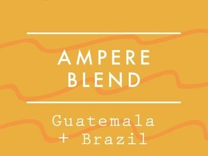 【お得!500g】AMPERE BLEND / Guatemala + Brazil