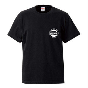 EXTREME Logo T-Shirts Black