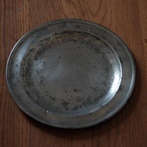 Pewter Plate RK 2