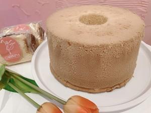 オンライン限定!CAFERINA豆乳シフォンケーキ1ホール(20cm)