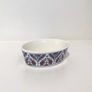 小皿 (楕円形)