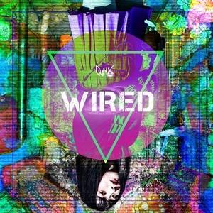 1st full Album「WIRED」 2020-10-21発売