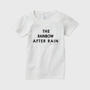 show PRODUCE 「THE RAINBOW AFTER RAIN」 レディース Mサイズ Tシャツ