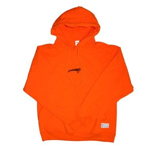 Good old Day's Hoodie / ORANGE