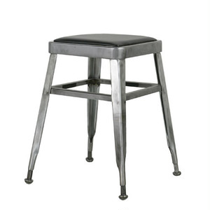 【113-300RW】Light-45 stool [Color:Raw] スツール / クッション / ヴィンテージ