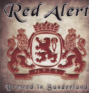 RED ALERT - Brewed In Sunderland 二枚組CD