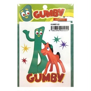 GUMBY Sticker (GUMBY-02)