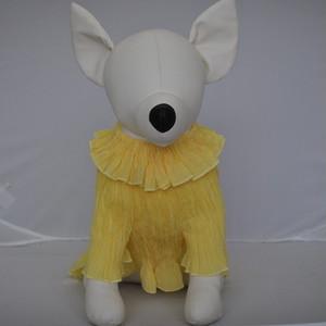 デザインドレス アネラ 黄色 (フリーサイズ)