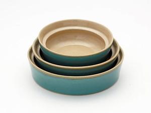 栃木県から 益子焼の こぼしにくい器/0歳からの伝統ブランドaeru