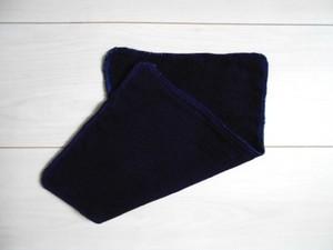 ◆100%自然素材 天然灰汁発酵建て 本藍染◆ 超お薦め!竹布ナプキンパッド(Mサイズ)