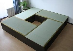 ユニット畳セット(1畳タイプ4本セット)