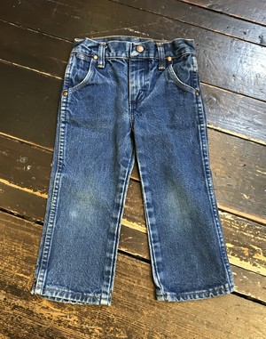 Vintage Kid's Wrangler Denim Pants