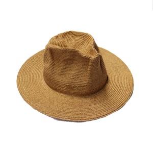 DOUBLEBRIM JUTEBLADE HAT(COMESANDGOES)