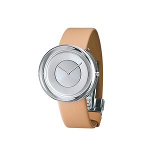 ISSEY MIYAKE / Glass Watch − Natural