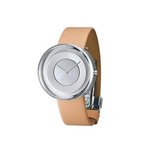 ISSEY MIYAKE / Glass Watch − Natural