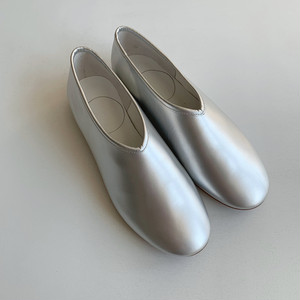 【COSMIC WONDER】Silver dress folk shoes / 12CW64011-2