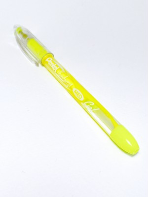 Pentel Sunburst Yellow