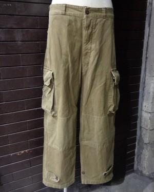 "French Army ""M-47 Pants"" Later Model / フランス陸軍 [M-47 パンツ] 後期モデル"