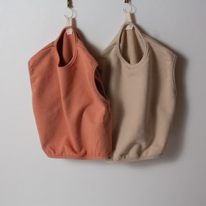 【即納】root sweat vest