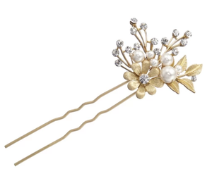 SALE【Elizabeth Bower】Daisy Spray Pin