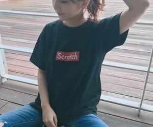Scratch Tシャツ(ブラック)