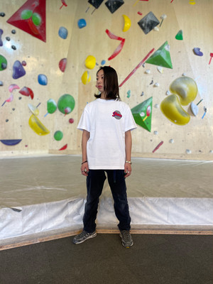 STANCE circle tee -limited model- White