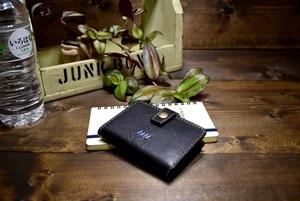 本革カードケース(ブラック)