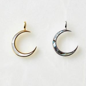 【Crescent Luna】クレセントルナ CONCHA LUNA PENDANT コンチャルナペンダント   clp036