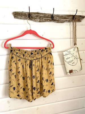 Ema Tesse Jazz Skirt Safari Yellow size1
