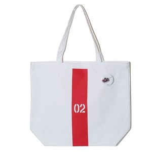 EVANGELION Numbering Tote Bag (ホワイト(アスカ)) / RADIO EVA