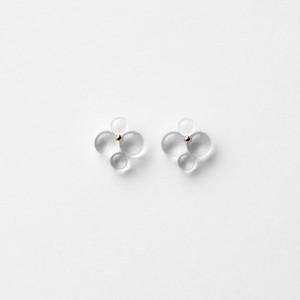 bubun organ #6 earrings