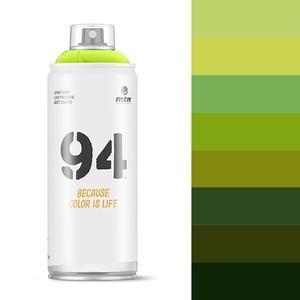 MONTANACOLORS 94 -GREEN COLORS-