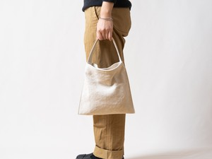 [New]Mini Holiday bag 生成り