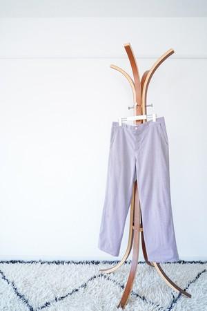 """【1950-60s】""""Butcher Pants"""" Houndstooth Cloth Pants / v497"""