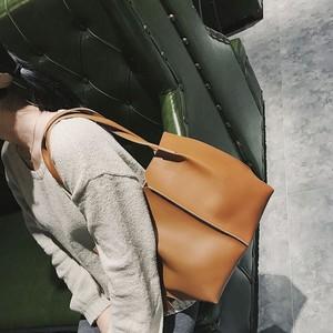 柔らかいPUレトロ便利大きめおしゃれシンプル軽量ハンドバッグバッグ