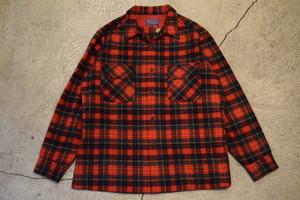 USED 70s Pendleton Board Shirt -Large S0752