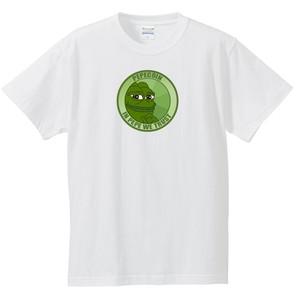 032 PEPECASH Pepe Cash (ぺぺキャッシュ)仮想通貨 T-shirts