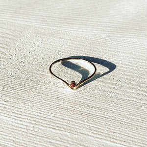 V shape ring s