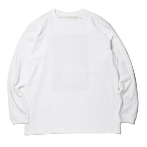 Sheba Back Printed L/S T-Sh(White)