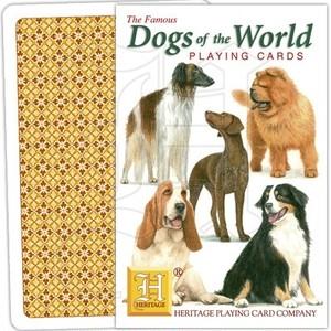 トランプ【世界の犬】Heritage Playing Card Company 90023-H