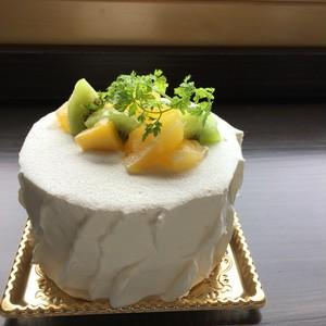 お祝いケーキ【要予約:2日前】